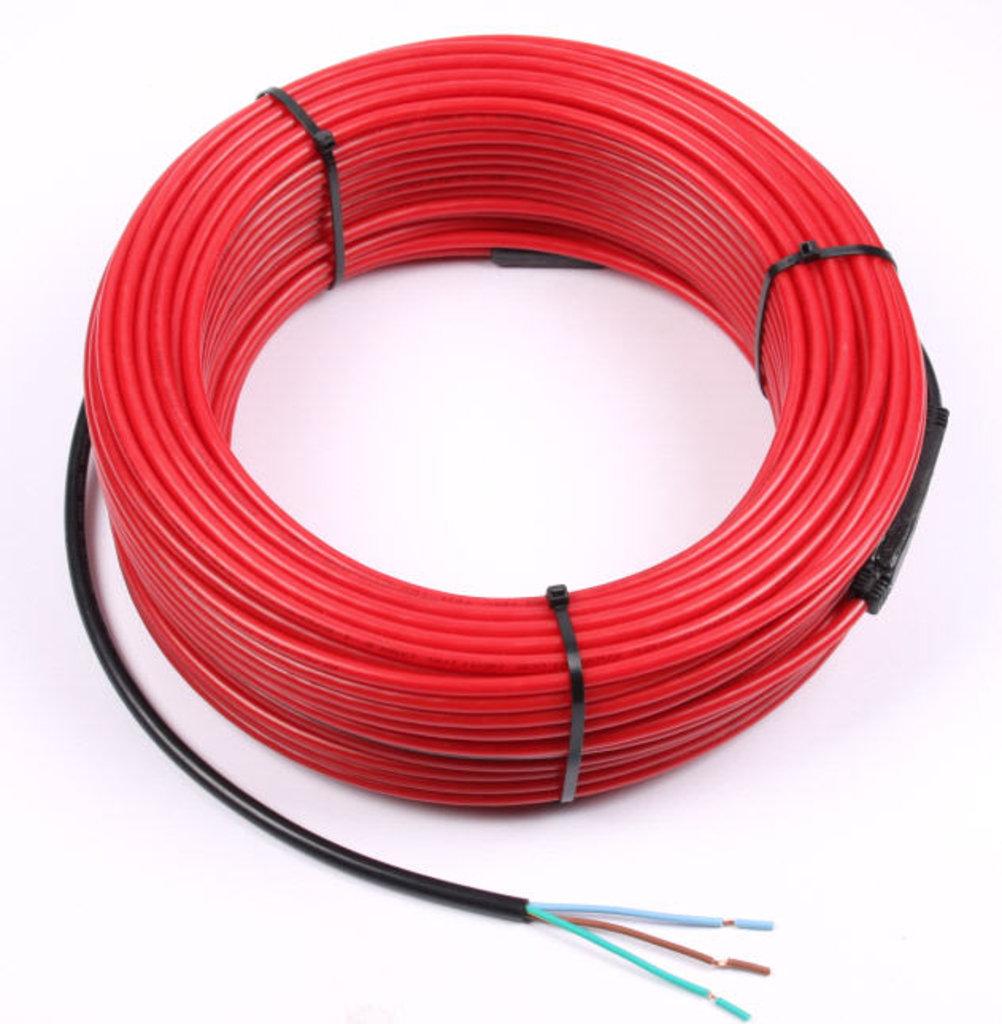 ТЕПЛОКАБЕЛЬ двужильный экранированный греющий кабель (Россия): кабель ТКД-1300 в Теплолюкс-К, инженерная компания