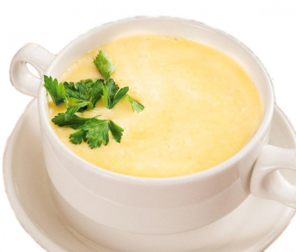 Среда: Сливочный крем-суп с копченой  курочкой (350 мл) в Смак-нк.рф