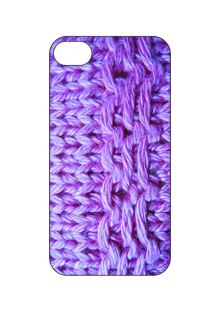 Выбери готовый дизайн для своей модели телефона: Вязание в NeoPlastic