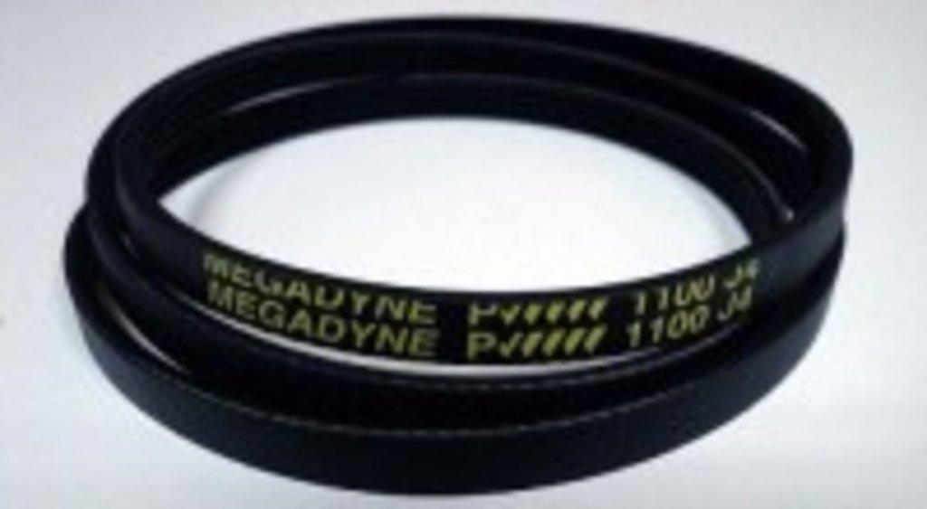 Ремни привода барабана: Ремень для стиральной машины 1100 J4, 481935810042 в АНС ПРОЕКТ, ООО, Сервисный центр