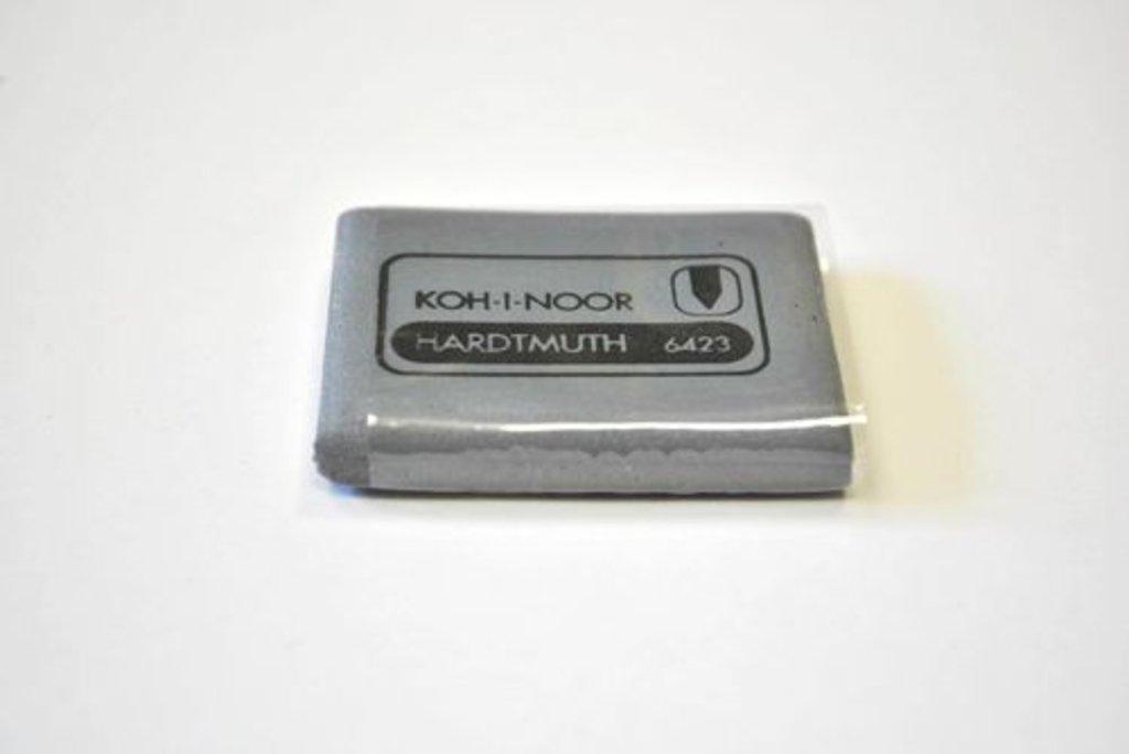 Ластики, точилки: Ластик-клячка KOH-I-NOOR 6423 экстра-мягкий в Шедевр, художественный салон