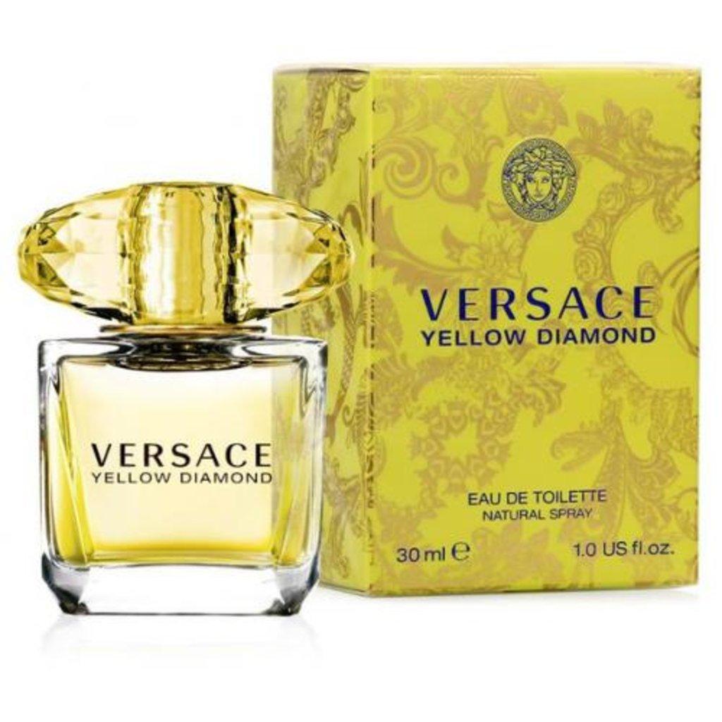 Женская туалетная вода Versace: Versace Yellow Diamond edt 30 | 50 | 90ml в Элит-парфюм