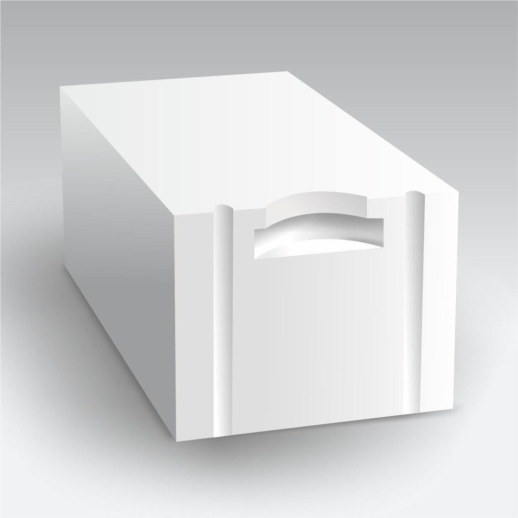 Стеновые блоки из газобетона: Б3-D700-В3,5-F100 (625/300/250 мм) в Сибит