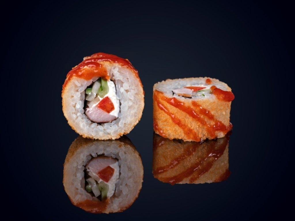 Роллы: Кимчи ролл в МЭСИ суши&роллы