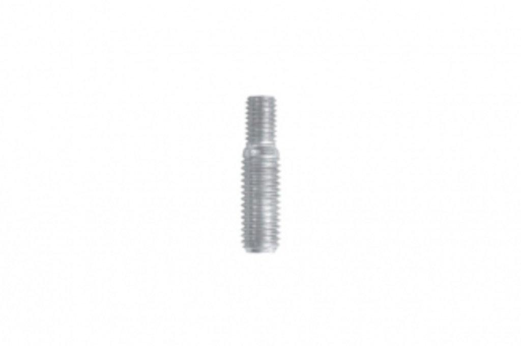 Система S-LINE: Шпилька с резьбой М8/М10, L.38мм в МебельСтрой