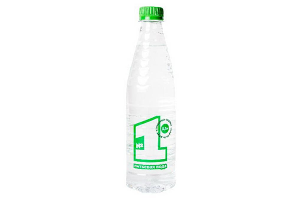 Напитки: Вода №1 в Гриль №1 Новокузнецк