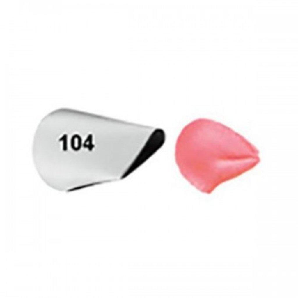 Кондитерские насадки: Насадка 104 в ТортExpress