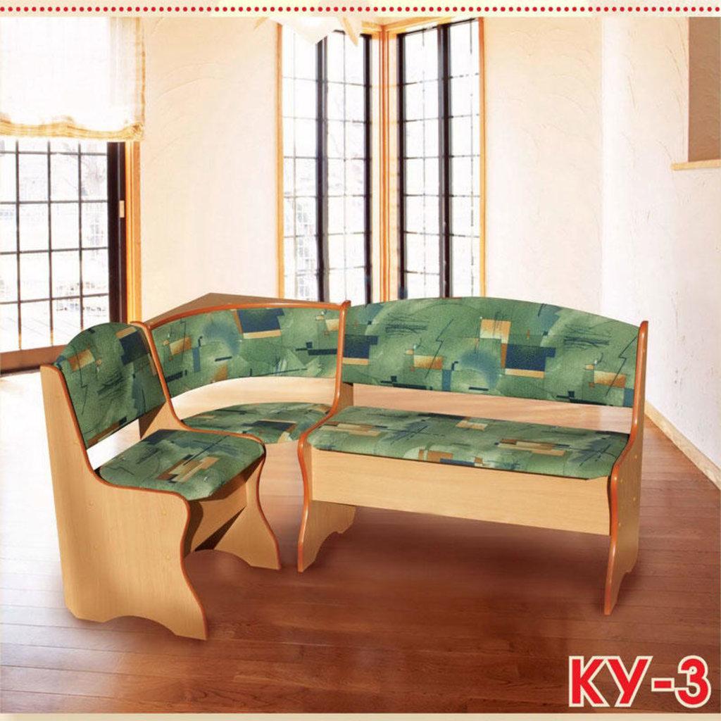 Кухонные уголки: Кухонный уголок КУ-3 в Уютный дом