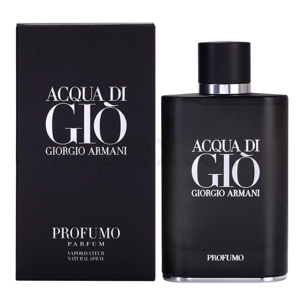 Giorgio Armani (Джорджио Армани): Giorgio Armani Acqua Di Gio Profumo (джорджио Армани Аква ди Джио Порфюмо) edp 100ml в Мой флакон