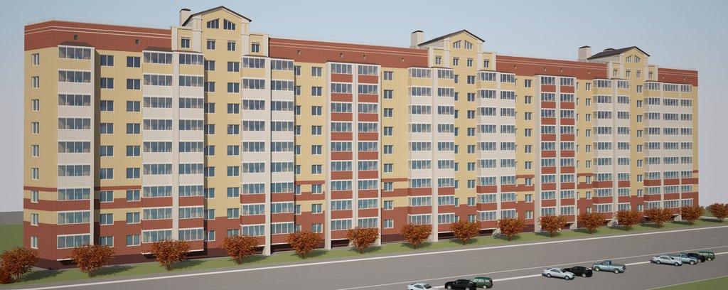 Однокомнатные квартиры: Однокомнатная квартира (Секция №3) в Стройсектор, ООО