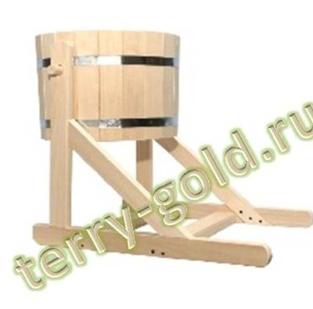 Бондарные изделия: Душ русский в Terry-Gold (Терри-Голд), погонажные изделия