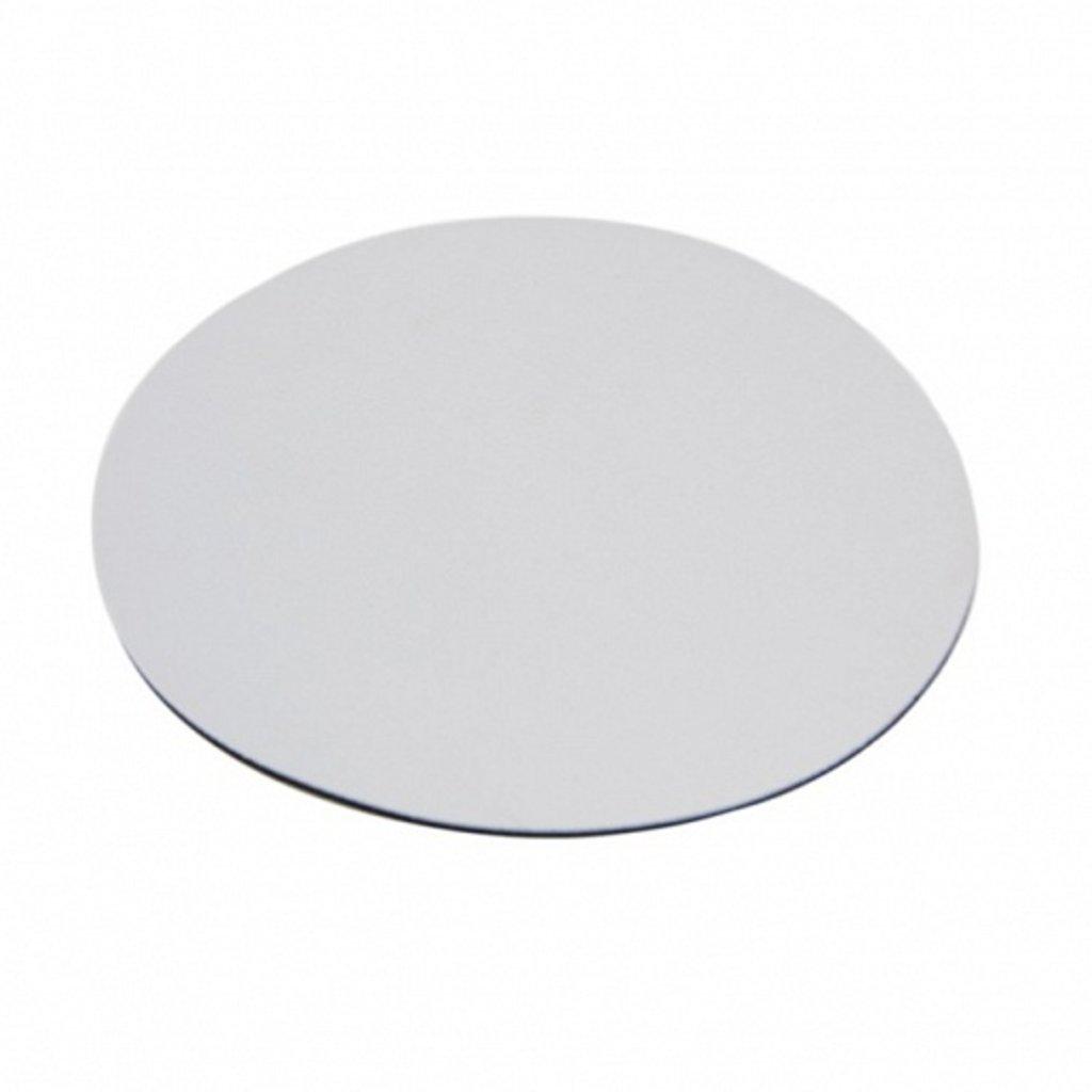Коврики для мыши и подставки под стакан: Коврик полимерный круг 20см х 0,5мм в NeoPlastic
