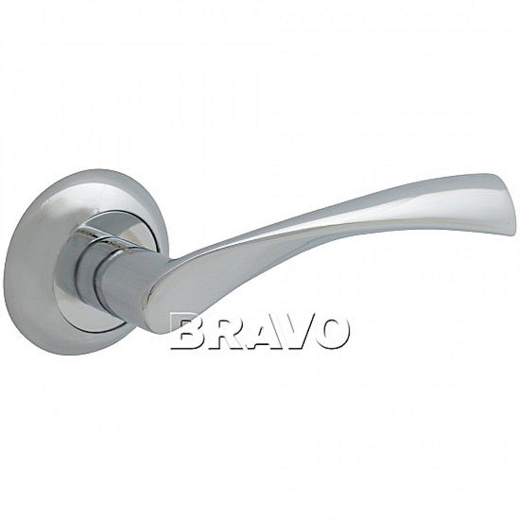 Фурнитура: Bravo A-423 C Хром в STEKLOMASTER