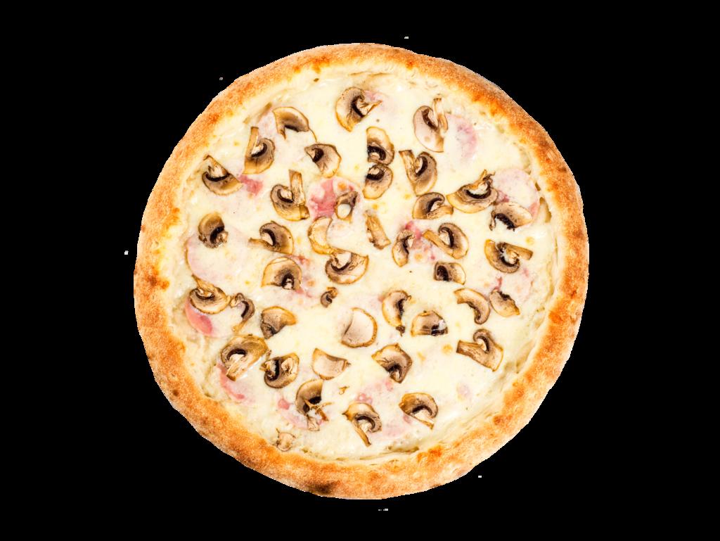 Пицца: Ветчина и грибы в Гриль №1 Новокузнецк