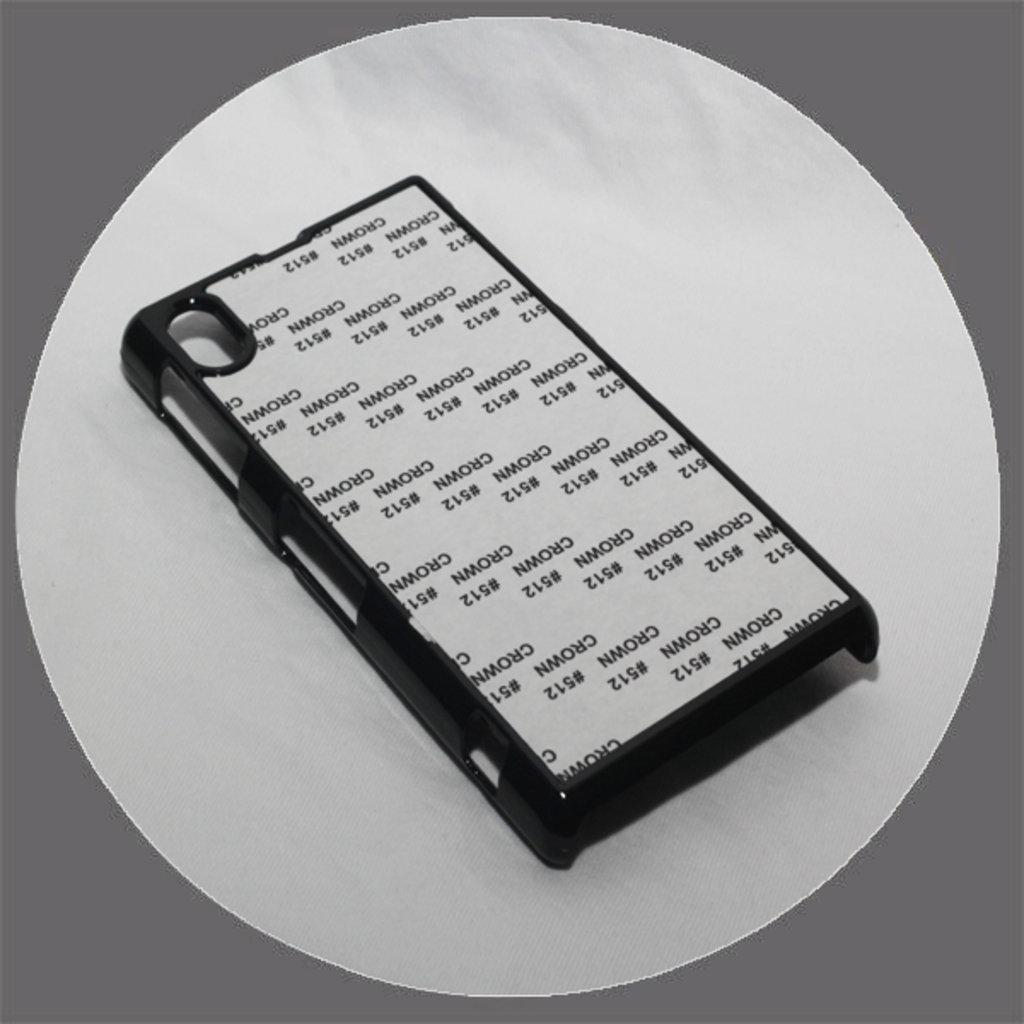 Sony: Чехол для Sony Experia Z1 или L39H Черный пластиковый в NeoPlastic