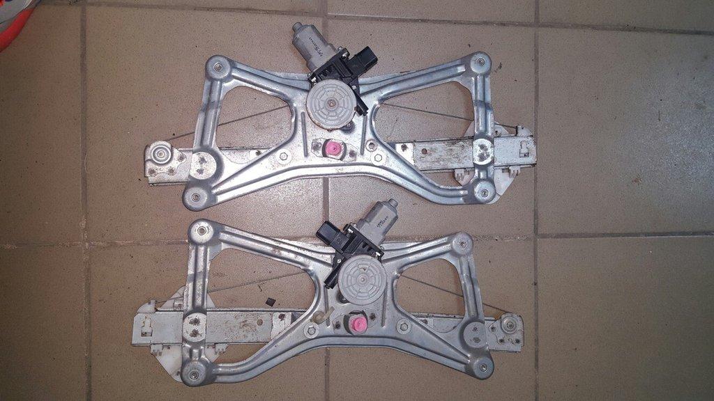 Электрика: Стеклоподьемники передние Honda Civic 4D 2004-2012 в VINcode