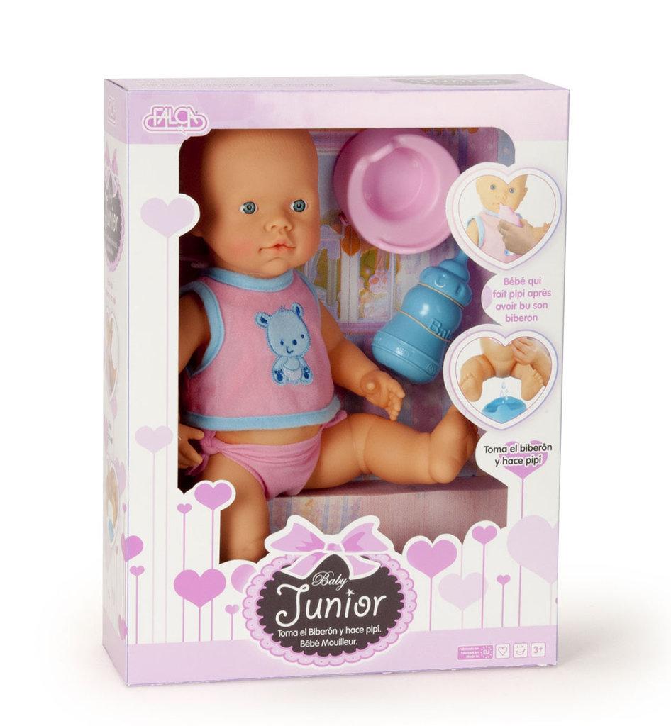 Игрушки для девочек: Кукла Пупс: пьёт и ходит на горшок 40см Полесье Falca в Игрушки Сити