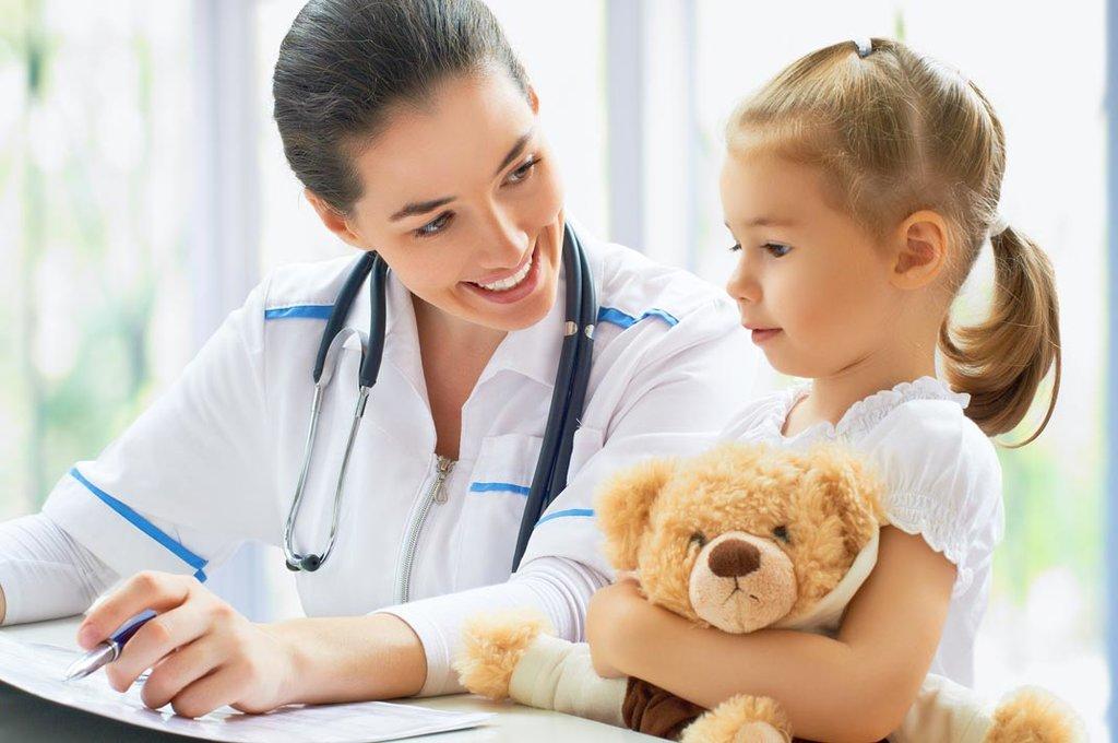 Специалисты: Прием педиатра в Клиника Говорово, ООО