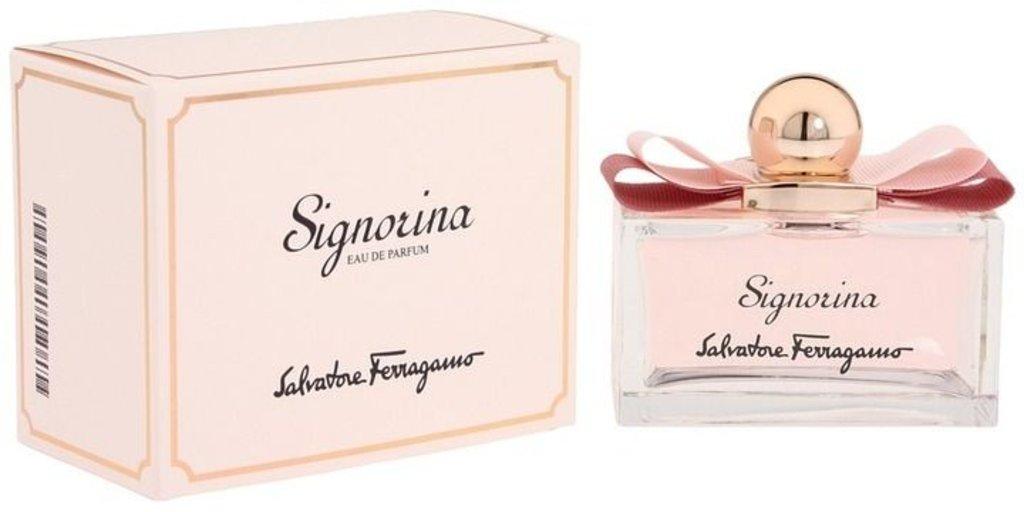 Для женщин: Salvatore Ferragamo Signorina edp 20ml в Элит-парфюм