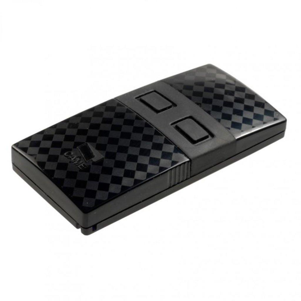 Автоматика для распашных ворот: 001TWIN2 Брелок-передатчик 2-х канальный с функцией key code в Автоворота71