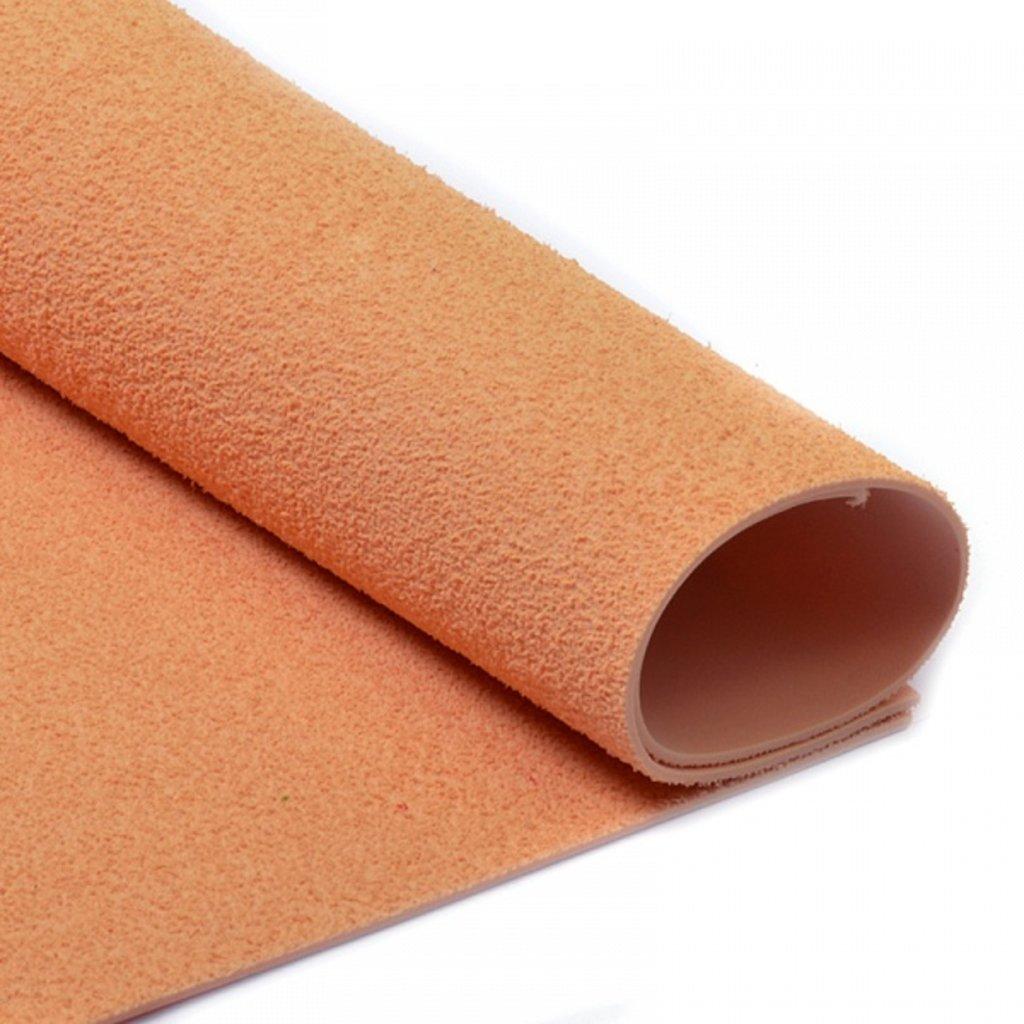 Фоамиран: Фоамиран махровый 2мм 20*30см персиковый, 1 лист в Шедевр, художественный салон