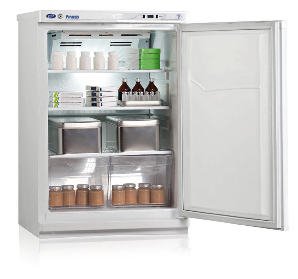 Холодильники: Холодильник фармацевтический ХФ-140 Позис в Техномед, ООО