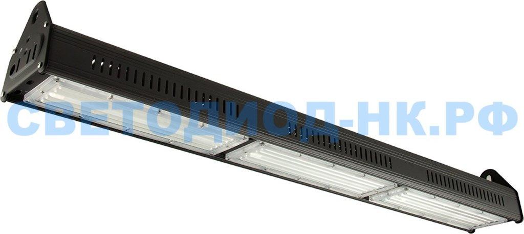 """Промышленные светильники: AL1103 """"High bay"""" 150W 120°/60° 6400K IP44 AC220-240V,черный в СВЕТОВОД"""