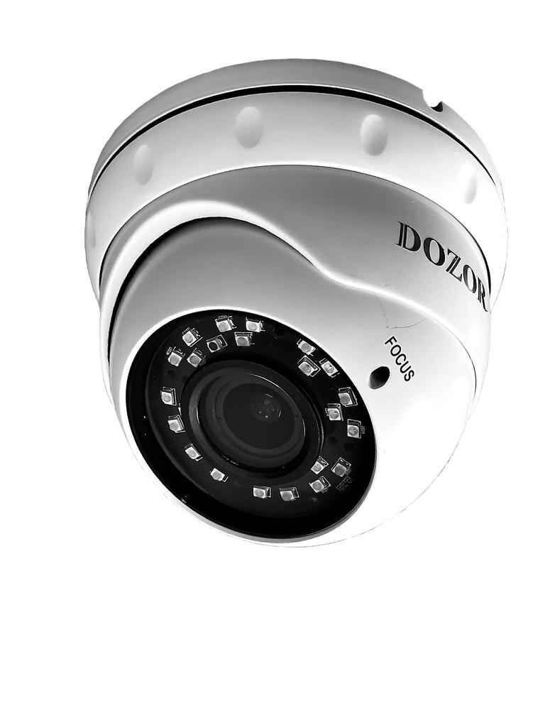 AHD-видеокамеры: Видеокамера DOZOR CAD 2MPVF-130 в Микровидео
