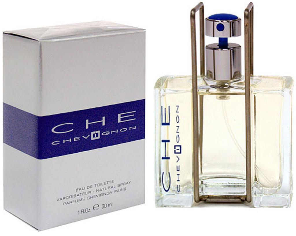 Chevignon: Chevignon Che edt м  30 | 50ml в Элит-парфюм