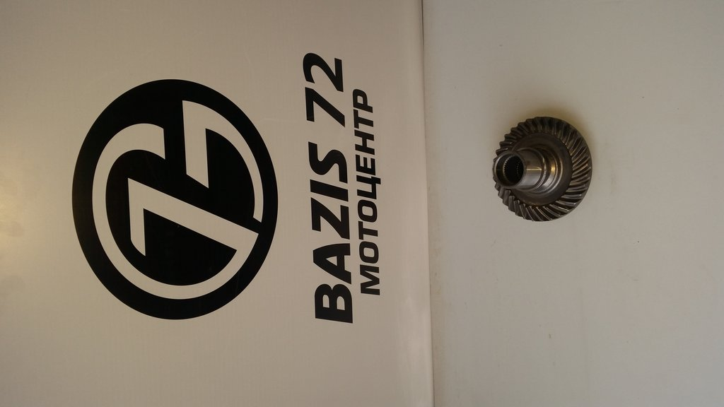 Запчасти для техники CF: Шестерня приводная CF 0180-331000 в Базис72