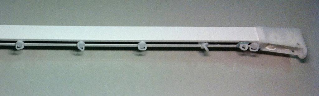 Карнизы профильные: Мастер 05В-1 в Салон штор, Виссон