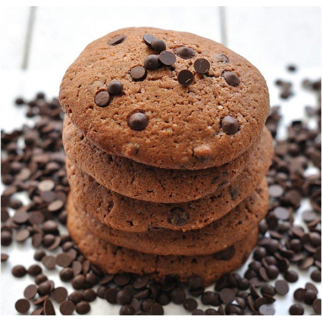 Шоколад,шоколадная глазурь: Термостабильные шоколадные капли( Бельгия)  250 гр в ТортExpress