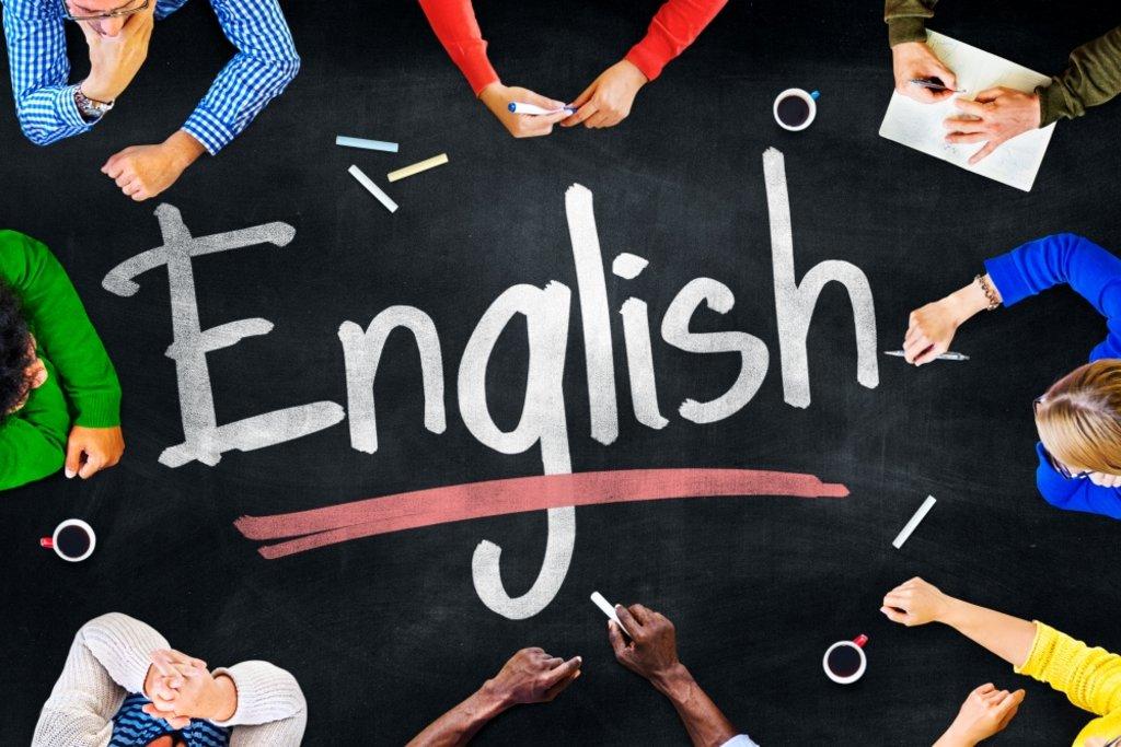 Школа иностранных языков: Групповые занятия английским языком в Language School, Языковая школа
