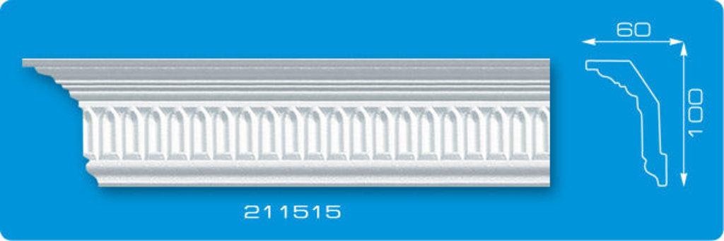 Плинтуса потолочные: Плинтус потолочный ФОРМАТ 211515 инжекционный длина 2м в Мир Потолков