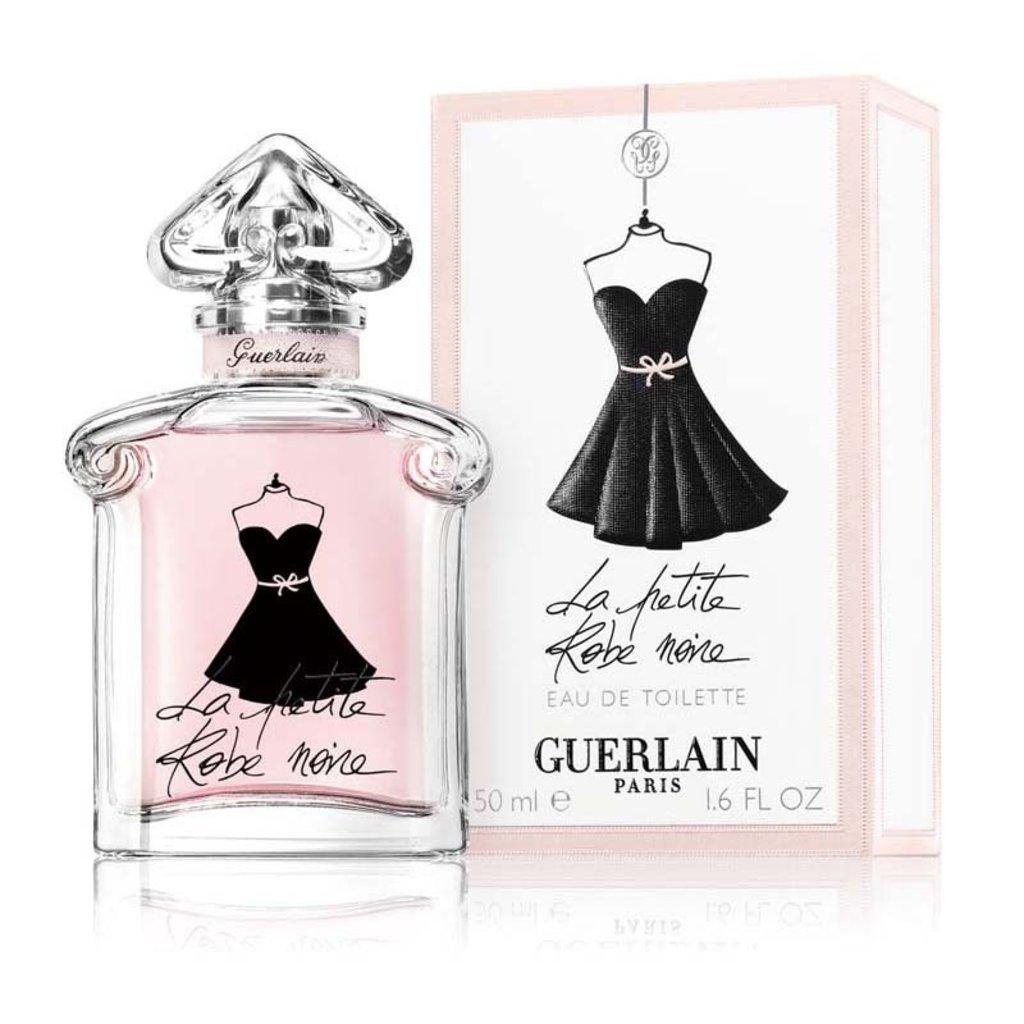 Guerlain  (Герлен): Guerlain La Petite Robe Noire edt 100ml в Мой флакон