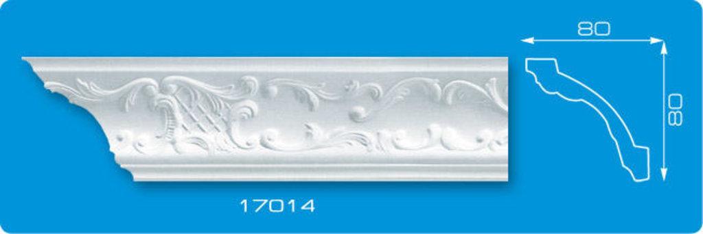 Плинтуса потолочные: Плинтус потолочный ФОРМАТ 17014 инжекционный длина 1,3м, широкий в Мир Потолков