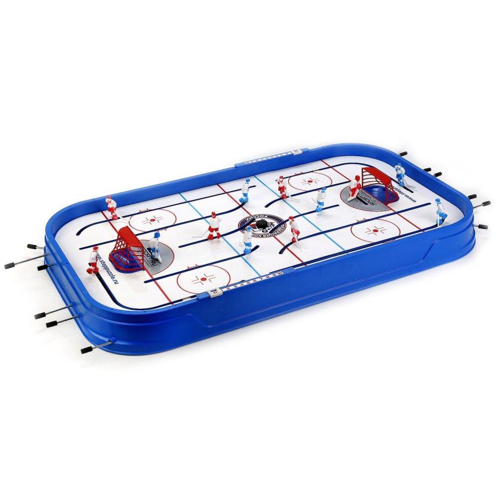 Настольные и спортивные игры: Настольная игра 76195 Хоккей (новый сезон) Steppuzzle в Игрушки Сити