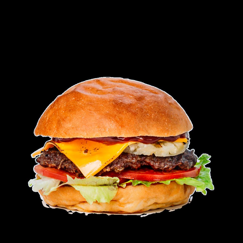 Бургеры с курицей: Терияки бургер в Tesla Burger Тюмень