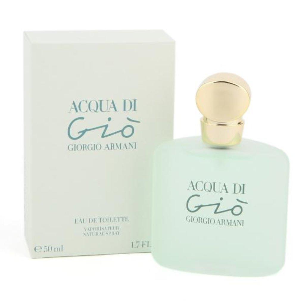 Armani: Armani Acqua di Gio Туалетная вода edt ж 50 ml в Элит-парфюм