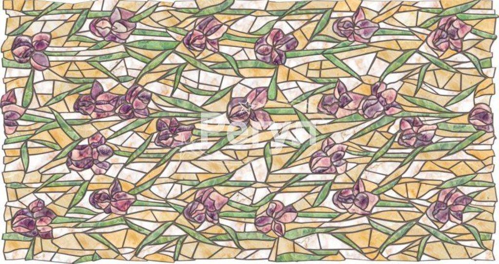 Панели ПВХ: Мозаика Ирис в Мир Потолков