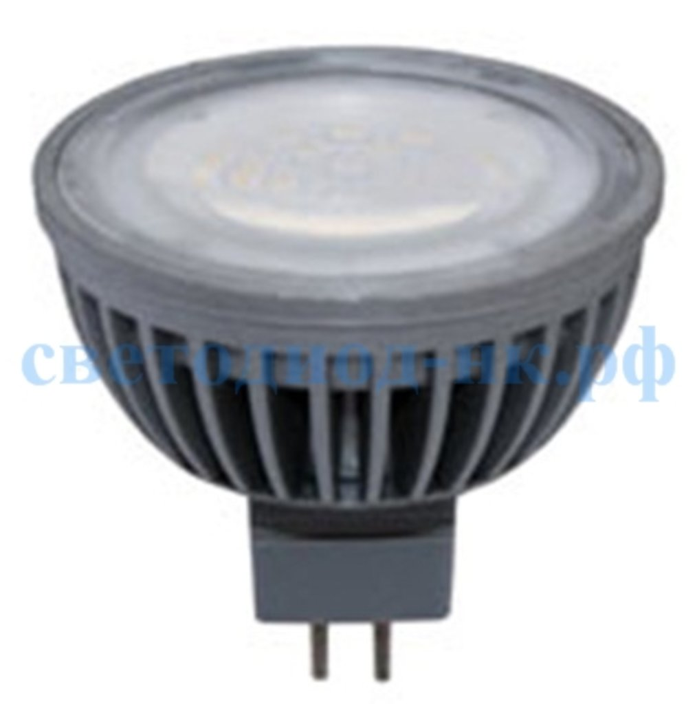 Цоколь GU5.3 (MR16): Ecola MR16 LED 4,2W 220V GU5.3 4200K матовое стекло 47x50 в СВЕТОВОД