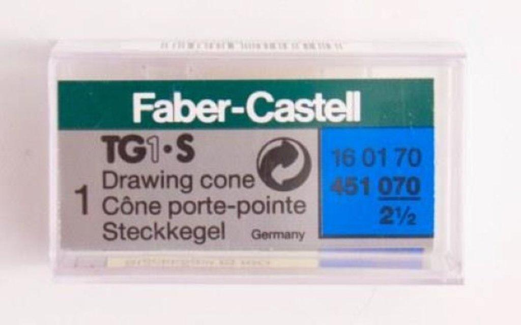 Изографы, рапидографы: Наконечник к рапидографу Faber-Castell TG-1 0,70 мм. в Шедевр, художественный салон