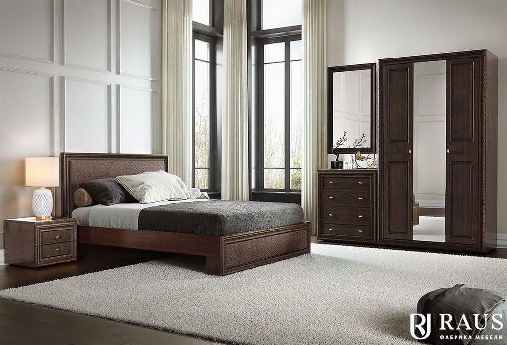 Спальня Версаль. Композиции: Спальня Версаль. Композиция 4 (модульная система) в Уютный дом