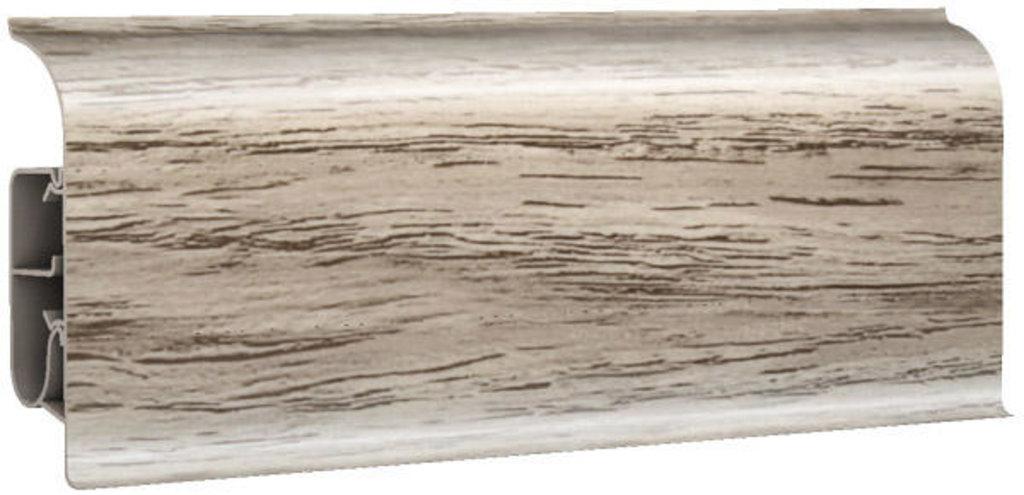 Плинтуса напольные: Плинтус напольный 85 глянцевый 85110 дуб магнат в Мир Потолков