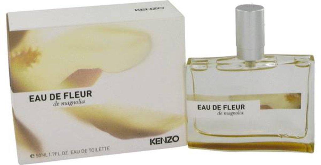 Женская туалетная вода Kenzo: Kenzo Eau de Fleur de Magnolia Туалетная вода edt ж 50 ml ТЕСТЕР в Элит-парфюм