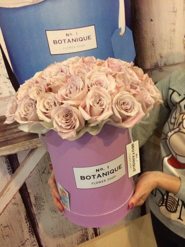 """Premier: """"Premier"""" 25 роз Эквадор (сорт Фэйф) в Botanique №1,ЭКСКЛЮЗИВНЫЕ БУКЕТЫ"""