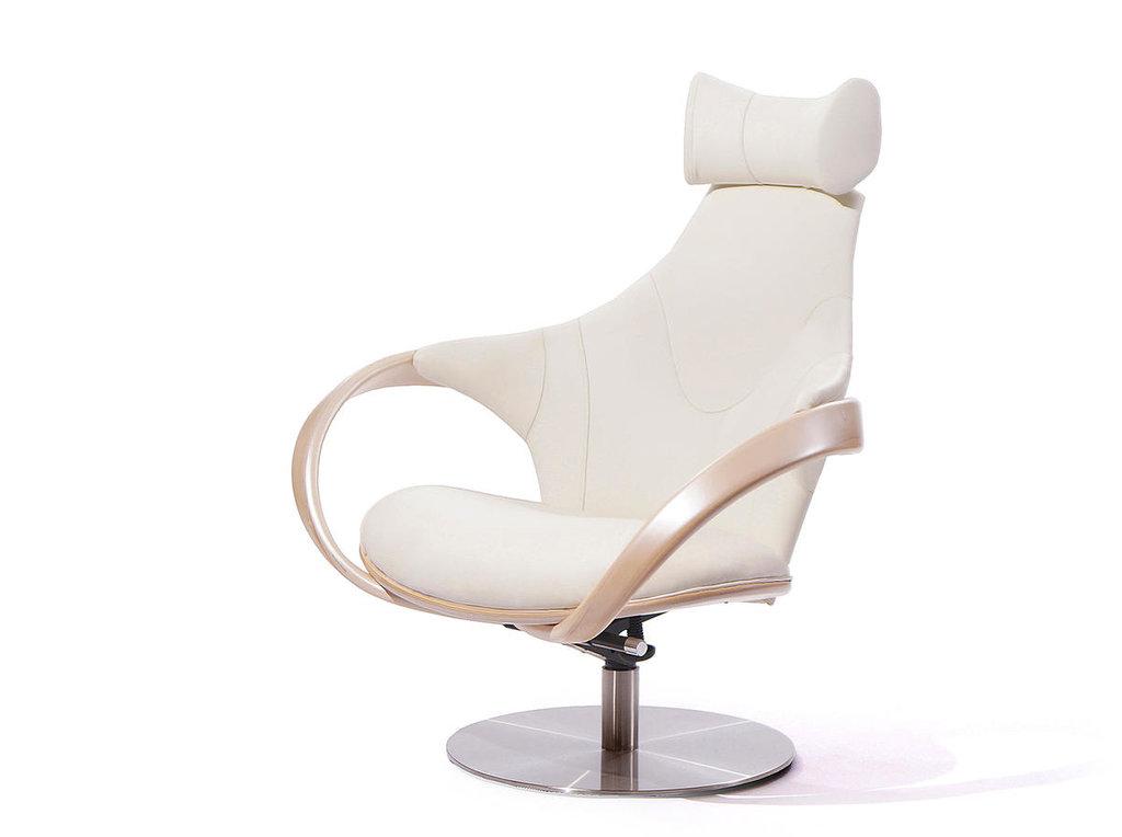 Кресла: Кресло Априори R 61т белый в Актуальный дизайн