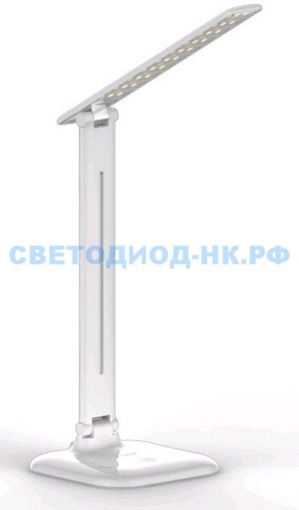 Настольные лампы, ночники: Лампа настольная СТАРТ СТ-58 БЕЛЫЙ в СВЕТОВОД