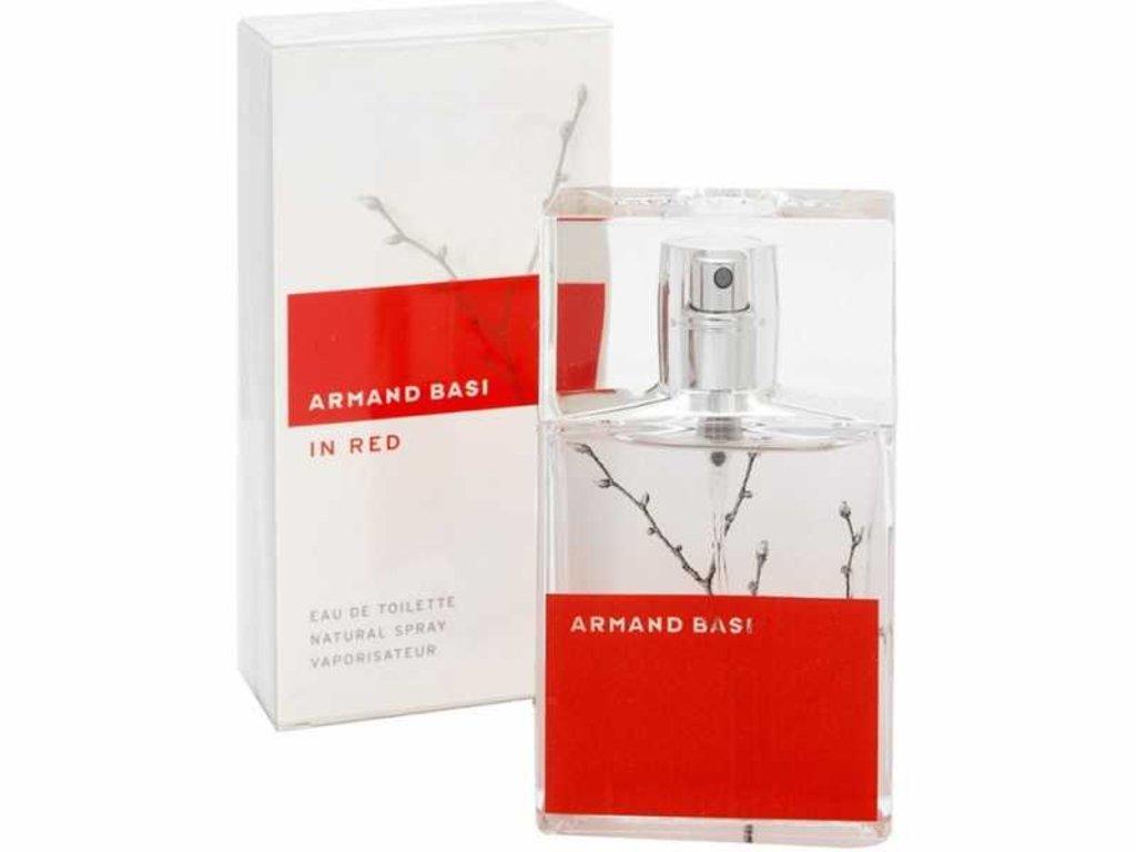 Женская туалетная вода Armand Basi: Armand Basi In Red Туалетная вода 30 | 50 | 100 ml в Элит-парфюм
