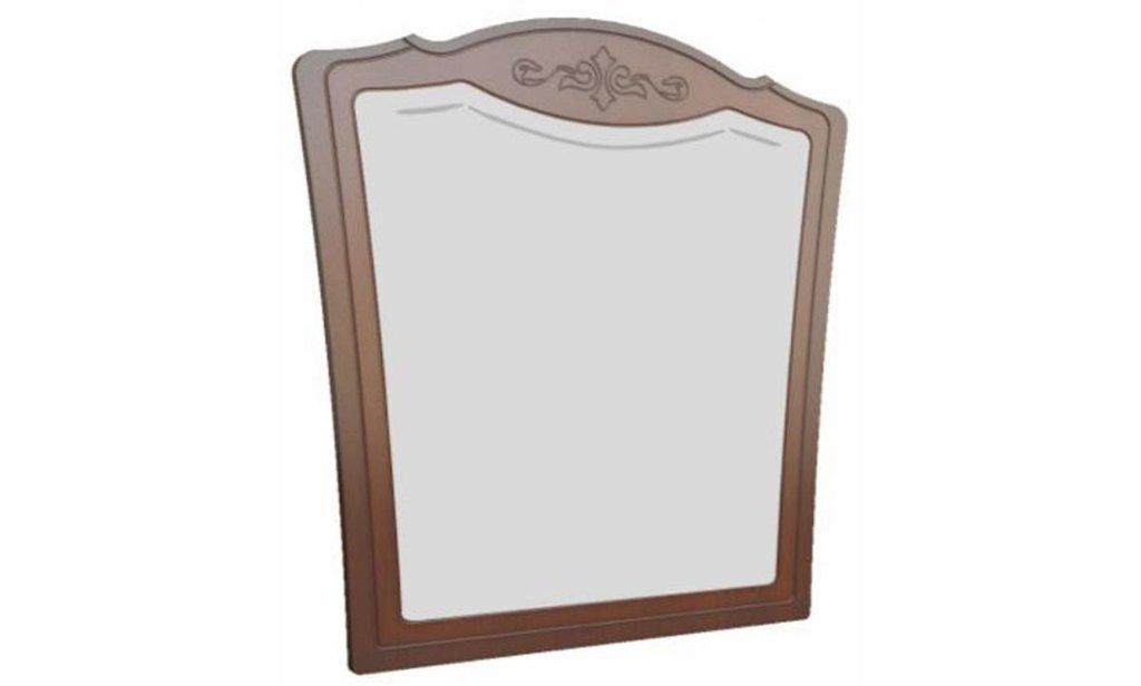 Спальный гарнитур Лотос: Зеркало настенное Лотос в Уютный дом